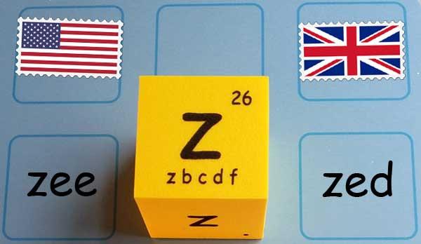 alphabet letter 字母 z