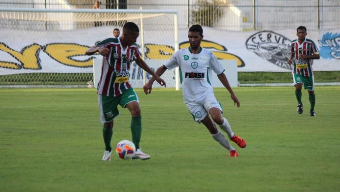 Alecrim x Baraúnas - Campeonato Potiguar - Estádio Frasqueirão (Foto: Diego Simonetti/Blog do Major)