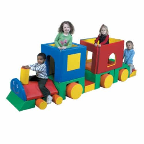 Little Train with Caboose CF 321-080 - Gagné Sports