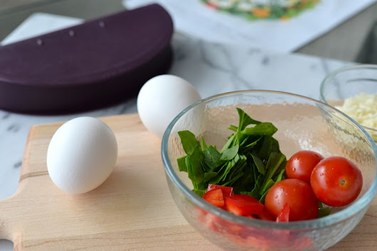 5 Minute Omelette and Epicure Giveaway!