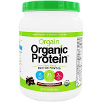Orgain Organic Protein PlantBased Protein Powder Creamy Chocolate Fudge 1.02 lbs.