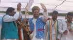 In Gujarat, Rahul Gandhi accuses PM Modi of 'selling dreams to the poor'