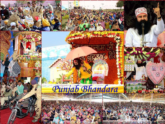 "GURMEET RAM RAHIM on Twitter: ""Today, 7150 seekers adopted Gurumantra and Ruhani Jaam; took pledge to follow the path of humanity. #MSG2in472 """