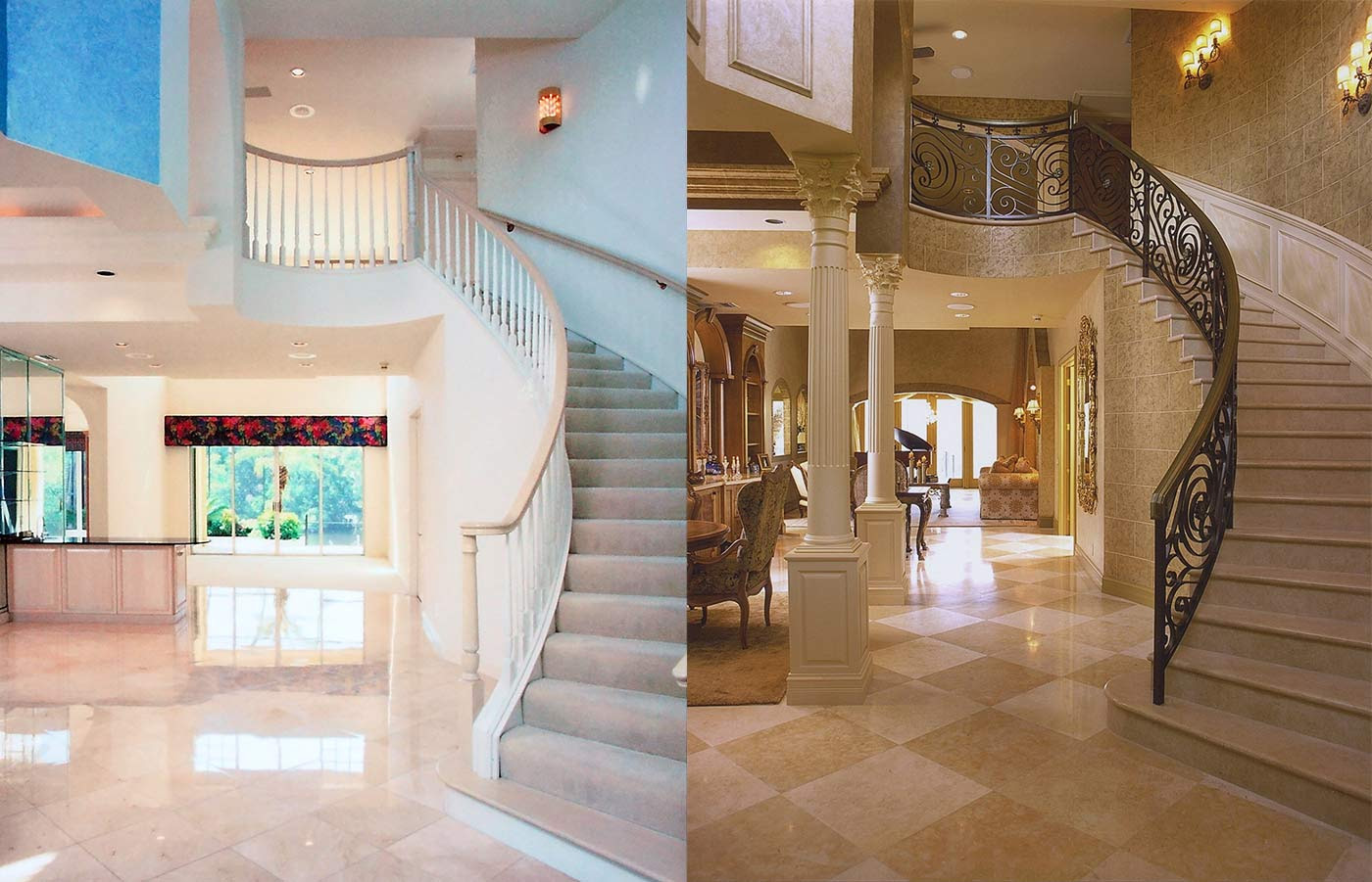 Before And After Gallery Of Naples Interior Designs