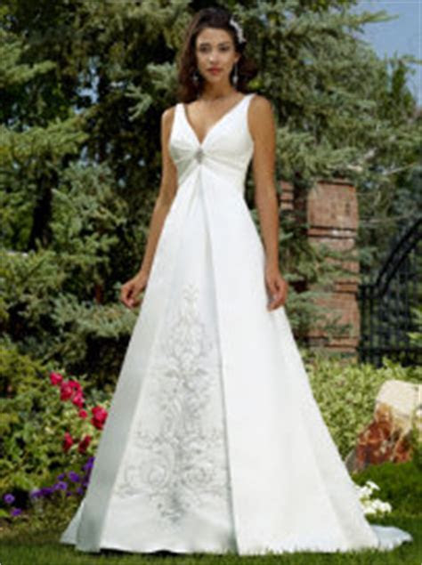 Body Shape Wedding Dress Advice For Large Bust And