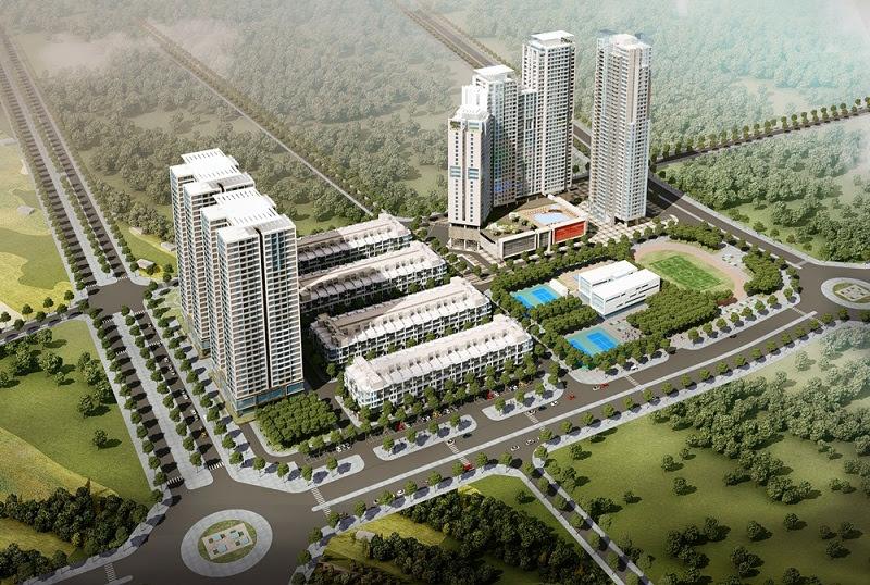 Hải Đăng City - HD Mon
