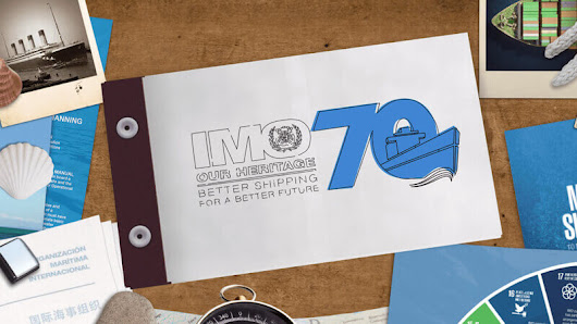 Animation Celebrates 70 Years of International Maritime Organisation
