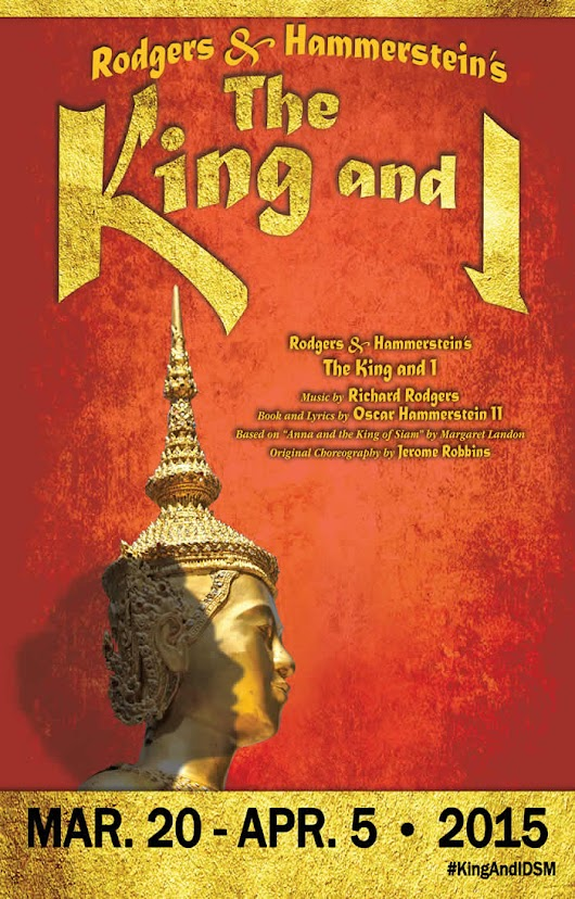 Dallas Summer Musicals: The King and I