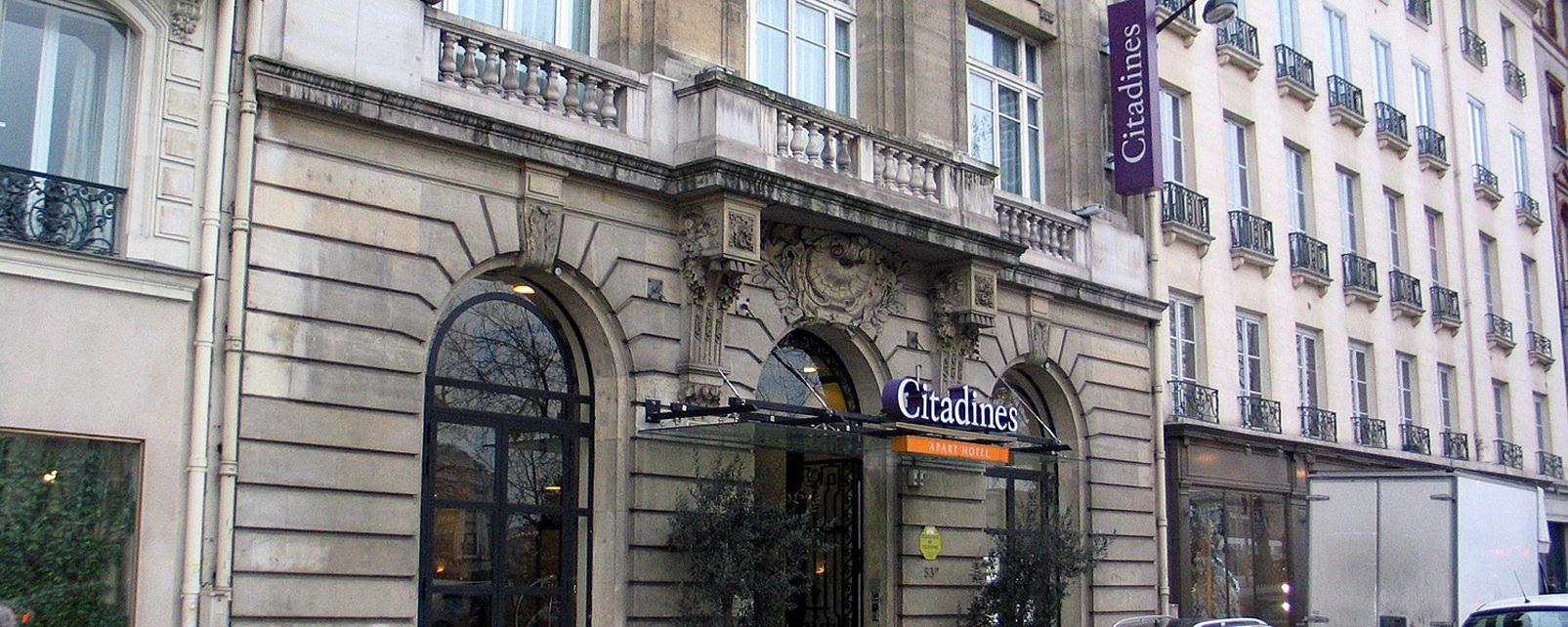 Image result for hotel citadines st germain des pres