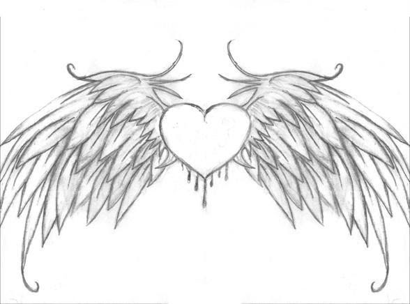 Free Heart With Wings Download Free Clip Art Free Clip Art On