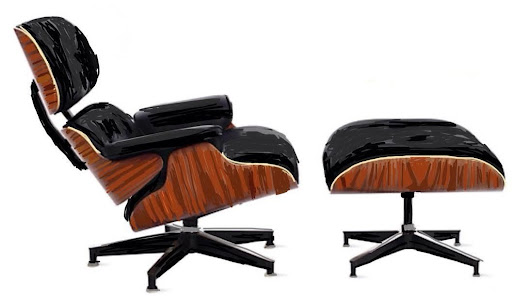 The History Behind America's Favorite Chair: The Eames Lounge and Ottoman - Dwell