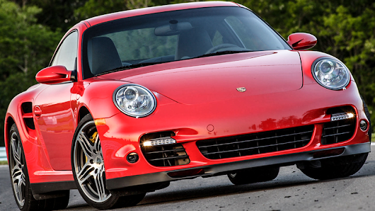Get Your Bank Account Ready, The Porsche 997 Turbo Just Got Stupid Cheap