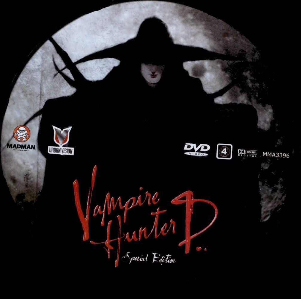 Vampire Hunter D Vampire Hunter D Foto 6909559 Fanpop