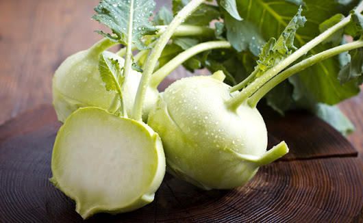 Why You Should Eat Your Kohlrabi (+Recipes) | Care2 Healthy Living