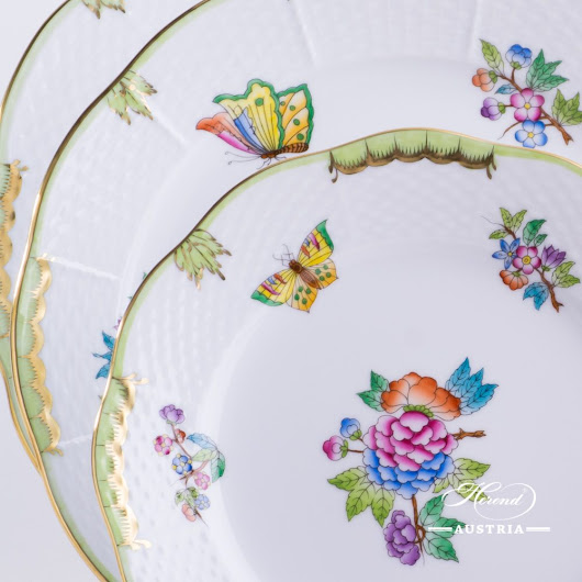 Queen Victoria VBA – Place Settings 4 Piece | Herend Austria