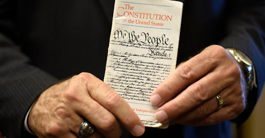 Inside the Conservative Push for States to Amend the Constitution - The New York Times