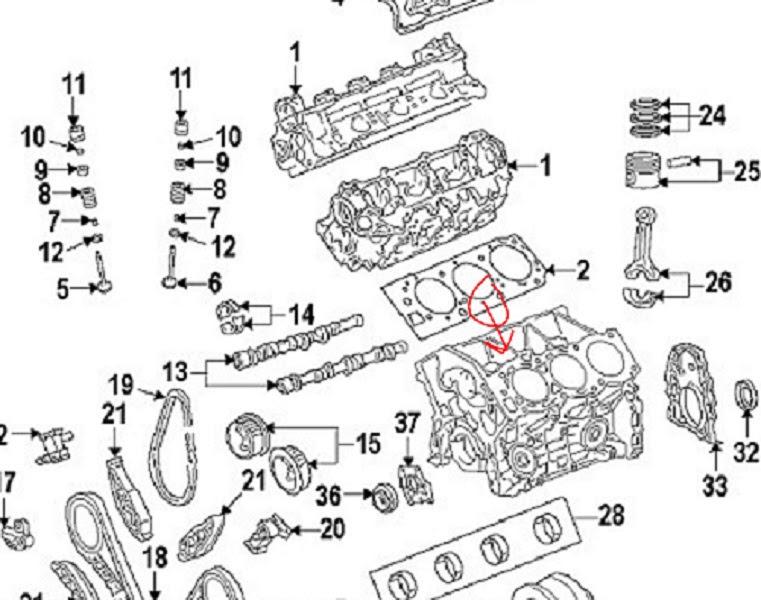 Toyota Highlander V6 Engine Diagram Gota Wiring Diagram