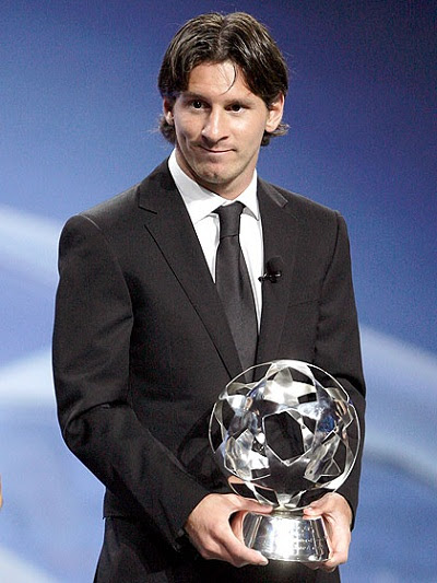 Jogador Lionel Messi