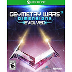 Geometry Wars 3 Dimensions Evolved for Xbox One