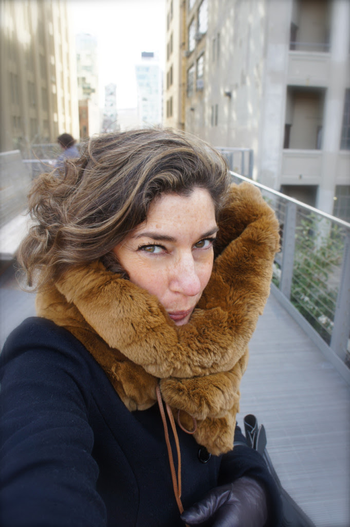 Bico no High Line