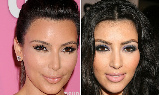 How facial hair removal keeps Kim Kardashian young