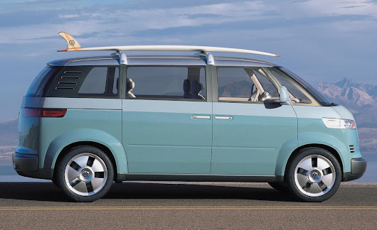 adventure journal – VW to Introduce All-Electric, Long-Range Microbus