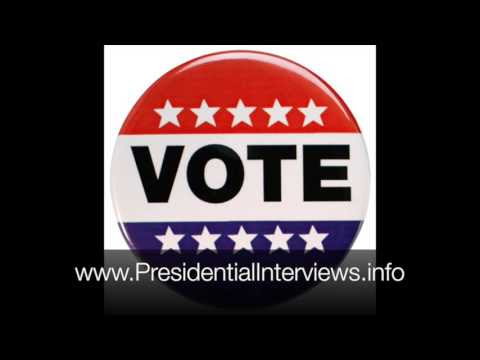 Don Green (R) For President 2016 Presidential Candiate Interview - Audio