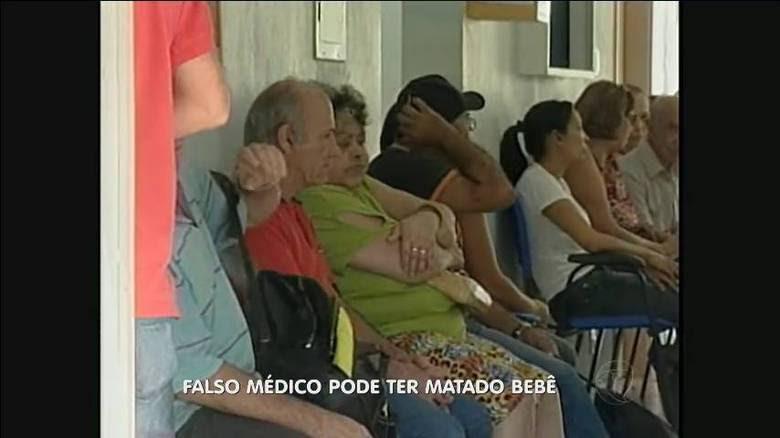 Recentemente, a Prefeitura de Franca denunciou a descoberta de quatro falsos médicos que atuavam na cidade