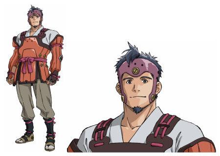 Kensuke Satou (Nikolai Aftotorr de Chaika the Coffin Princess) é Kibito