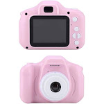 Kids Rechargeable Digital Camera | Pink