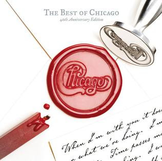 Chicago - The Best of Chicago: 40th Anniversary Edition (XXXI) album cover