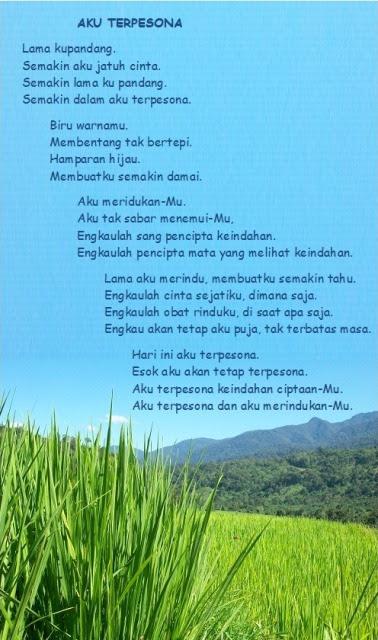 Kumpulan Puisi Tentang Hutan - Kata Kata Cinta Mutiara