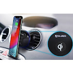 Aduro Qi-Certified Wireless Charging Vent Mount