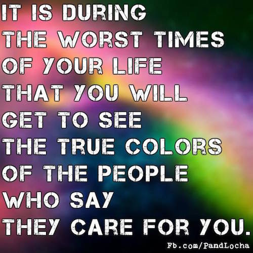 Shequotes What Are Your True Colours Shequotes Quote