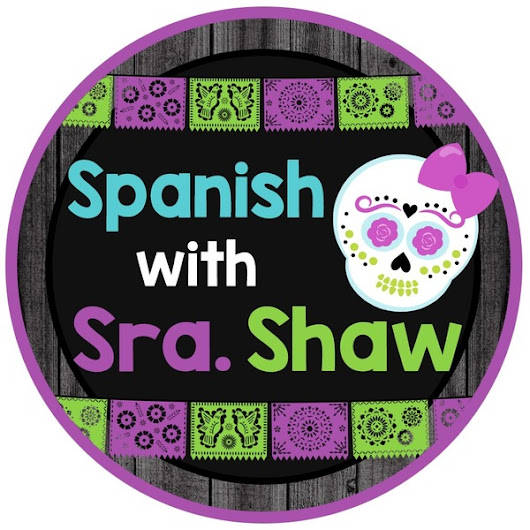 Spanish With Sra Shaw