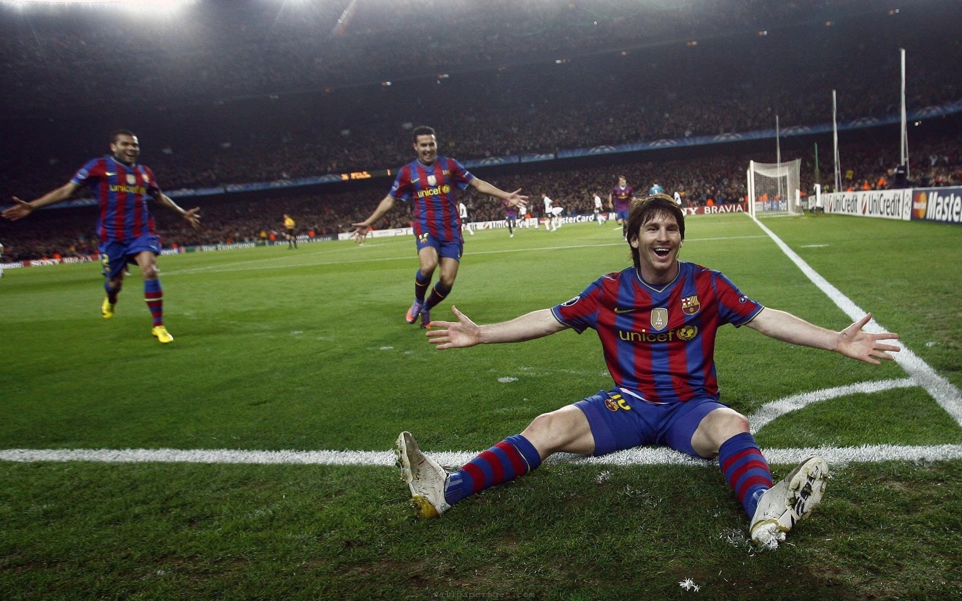 FCB Leo Messi, HD Sports, 4k Wallpapers, Images ...