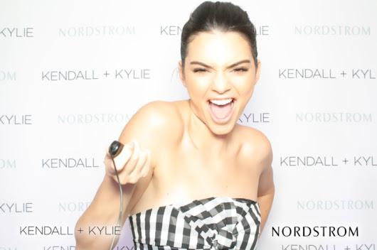 Kendall + Kylie Nordstrom Event