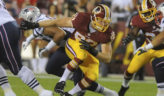 Redskins Place Trent Murphy on IR, Sign OL Rishaw Johnson - HTTR4LIFE.com