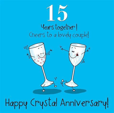 Happy anniversary 15   anniversary quotes   15th wedding