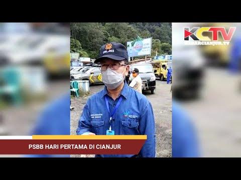 Begini PSBB Parsial di Kabupaten Cianjur