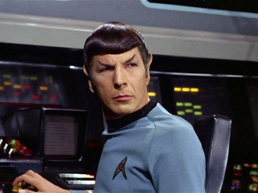 Honor Leonard Nimoy by embracing what Spock stood for: logic
