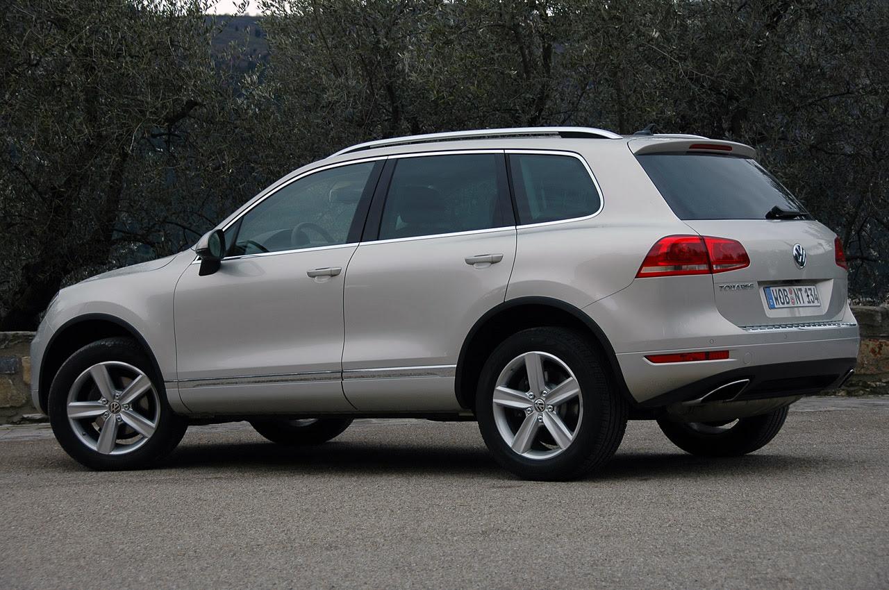 Volkswagen Uareg