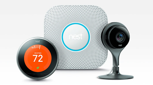 Nest Thermostats Make Scheduling your Heat Easy