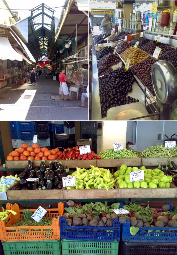 Thessaloniki, Modiano market