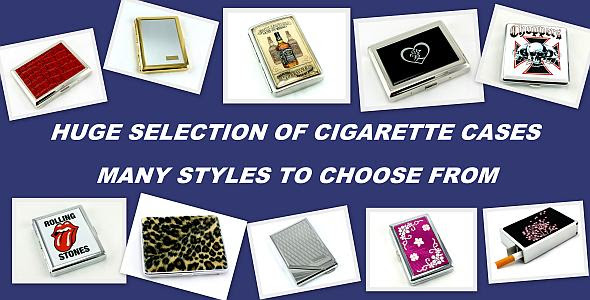 The Smoking Store Cigarette Case Cigarette Rolling Machine
