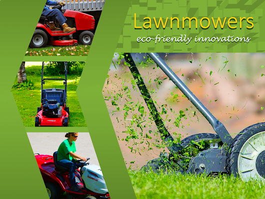 Lawn Equipment Manufacturing Trends-Electric Mowers