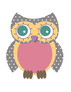 Free Printable Party Invitations Owl Cupcake Toppers Template ...