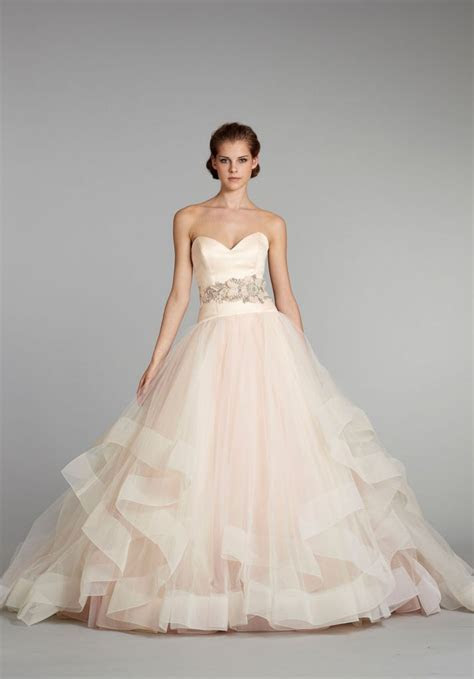Best 20  Lazaro Wedding Dress ideas on Pinterest   Lazaro