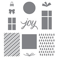 Your Presents Wood-Mount Stamp Set by Stampin' Up!