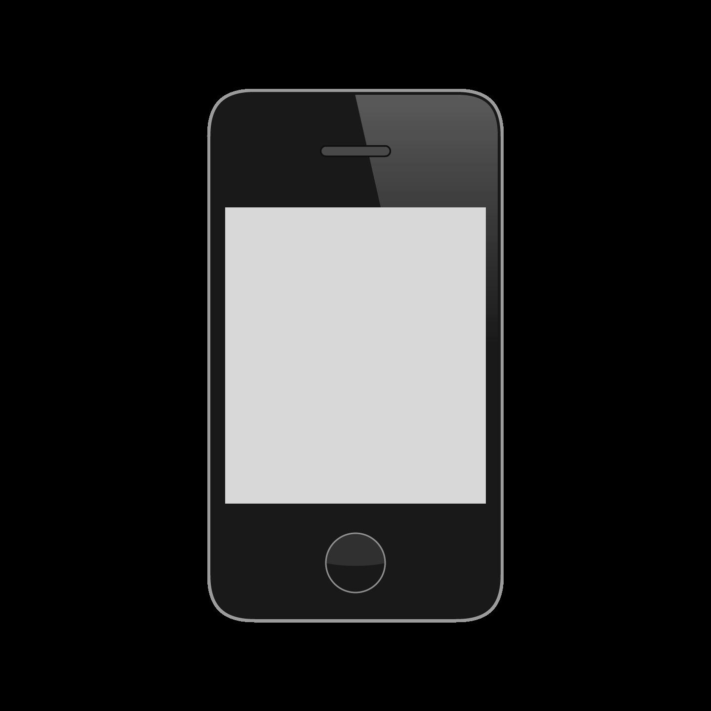 スマートフォンのイラスト素材画像集 Iphone携帯電話 Naver まとめ